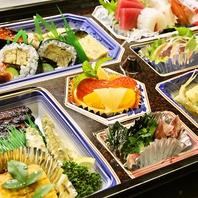お寿司もうなぎも愉しめるコース!