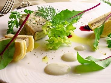 ル・ニ・ド・ファコンのおすすめ料理1