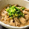 料理メニュー写真【東京】酒場の定番。白もつ煮