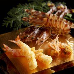天ぷら 圓堂 岡ざき邸のおすすめ料理1