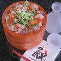 料理メニュー写真海鮮バラちらし