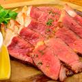 料理メニュー写真《BEEF》函館 大沼牛のサーロインステーキ(100g)