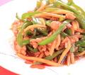 料理メニュー写真麻婆豆腐(普通、中辛、大辛、激辛)/青椒肉絲