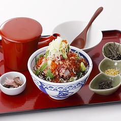特上 海鮮贅沢丼 <いくら入り>