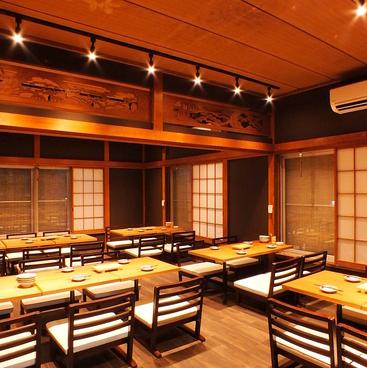 薙 nagi 熟成鶏十八番 新松戸店の雰囲気1