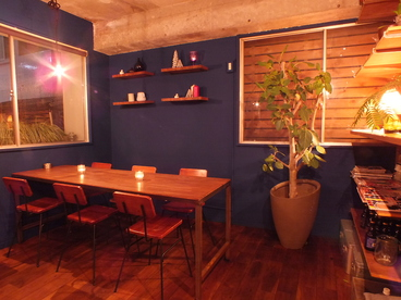 cafe・hakutaの雰囲気1