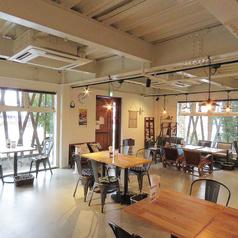 Cafe :: Mamae カフェママエの雰囲気1