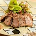 料理メニュー写真新潟なごみ豚のグリル