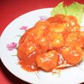 料理メニュー写真八宝菜/海老チリ
