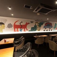 KITSUNE キツネ 恵比寿店の雰囲気1