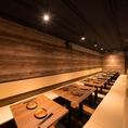【10~20名様個室】飲み会・宴会・接待など大人の個室空間を◎