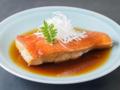 料理メニュー写真金目鯛定食