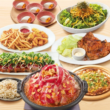 JAPANESE DINING 和民 目黒東口駅前店のおすすめ料理1