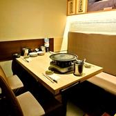 少人数でもくつろげる個室ご用意しています。北海道はでっかい道 オホーツクの恵み 湧別町 市ヶ谷店へおこしください!!