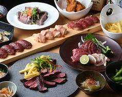 肉ずしと酒肴じゅげむ 刈谷駅前店の写真