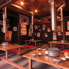 MAYAKK CALVI マヤクカルビ 名古屋駅店の特集写真
