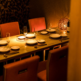 周りを気にしないプライベート空間でいつもと違った宴会を…心置きなくゆったり寛げる空間で贅沢な旬の食材を使ったアラカルトや豊富な飲み放題付プランをご堪能ください。