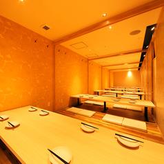 和食×ビストロ あずましや すすきの店の雰囲気3