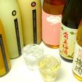 梅酒1・鶴梅完熟2・3・ポンジュルネ柚子4・ポンジュルネ桃子5・ポンジュルネみかん6・かろやか梅酒7・はちみつ梅酒