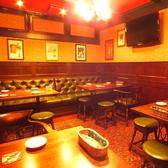 各種ご宴会にぜひ!モニター完備の個室は24名様までご利用可能です!!