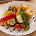 料理メニュー写真野菜のグリル盛り合わせ