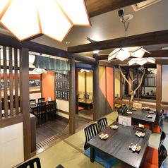 石挽蕎麦と炭串焼 一成 ichinaru いちなる 守谷店の雰囲気1