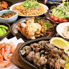 食彩 寳舟 串焼はるちゃんグループのおすすめ料理1