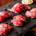 肉食女子必見!神田で女子会をするなら「○喜-まるよし-」がおすすめ!産地直送、日本各地から仕入れたブランド和牛や鶏、豚をふんだんに使用した肉割烹料理屋!和モダンな雰囲気が漂う完全個室は女子会やママ会にも最適♪コースでなくても当店の肉料理をお楽しみいただけます♪当日の予約ももちろんOK!