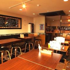 スタッフもお客様に美味しい・楽しい・素敵な環境を堪能して頂きたく努力しております。元気良くお出迎え致します!
