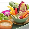 料理メニュー写真菜園風バーニャカウダー