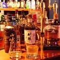 身近なウイスキーからレアなウイスキーまで豊富に取り揃えてるのでお好みのウイスキーにきっと出会えます!