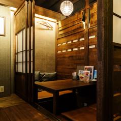 串 鍋 cuisine 和暖の雰囲気1