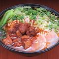 料理メニュー写真醤油煮込み牛肉麺