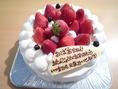 ♪バースデーケーキ♪