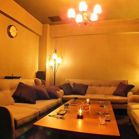【期間限定】VIP個室確約★お料理6品4000円~!自慢のウイスキーは300種類以上ご用意!