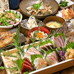 よりぬき魚類 鮨処虎秀 渋谷店のおすすめ料理1