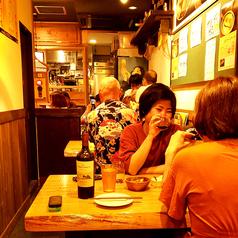 肉とワインのおいしいバル ABC 大船駅前店の雰囲気1