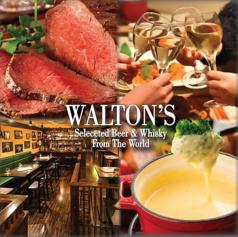 ダイニングバー ウォルトンズ Walton's 神田店の特集写真