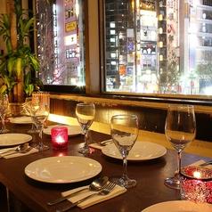 チーズ&Cafe 食べ放題Diner BARBA ーバルバー 新宿東口店の写真