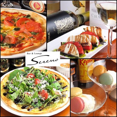 プライベート感抜群の雰囲気&イタリアン×韓国の自慢の創作料理がウリ♪デートでも◎