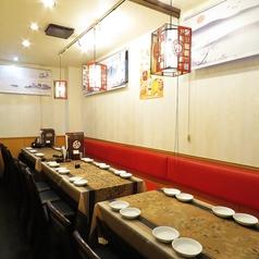 中華 佳宴 かえん 新宿店の雰囲気1
