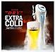 大通で氷点下ー2℃のビールを楽しめます