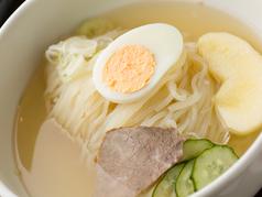 三水苑の冷麺