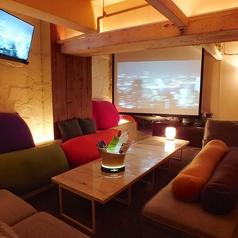 bar&lounge Bulls Eyeの雰囲気1