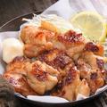 料理メニュー写真鶏の唐焼き