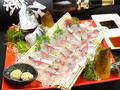 料理メニュー写真五島さば刺