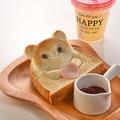 料理メニュー写真ジュニアトースト <ジュース付き>
