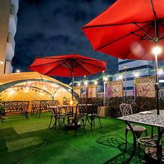 DiningBar Resort Sky ダイニングバー リゾート スカイ 本厚木店の雰囲気1