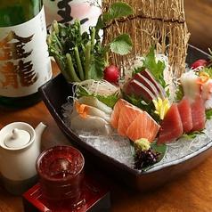 鮮魚と串揚げ なだ飯家 東岡崎店のおすすめ料理1