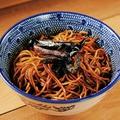 料理メニュー写真拌麺(バンメン)